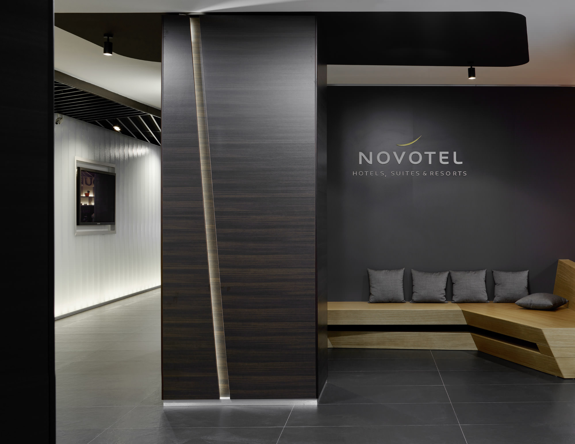 Novotel St Petersburg Centre Za Bor Architect